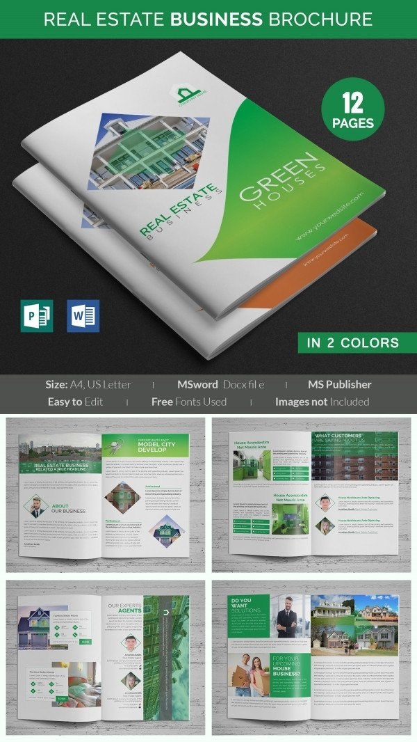 Microsoft Publisher Booklet Templates 26 Microsoft Publisher Templates Pdf Doc Excel