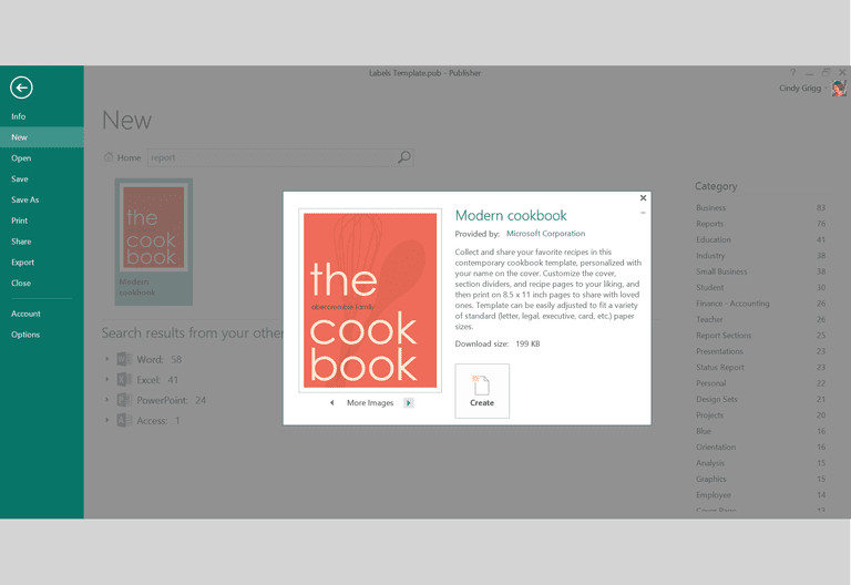 Microsoft Publisher Booklet Templates Free Design Templates and Printables for Microsoft