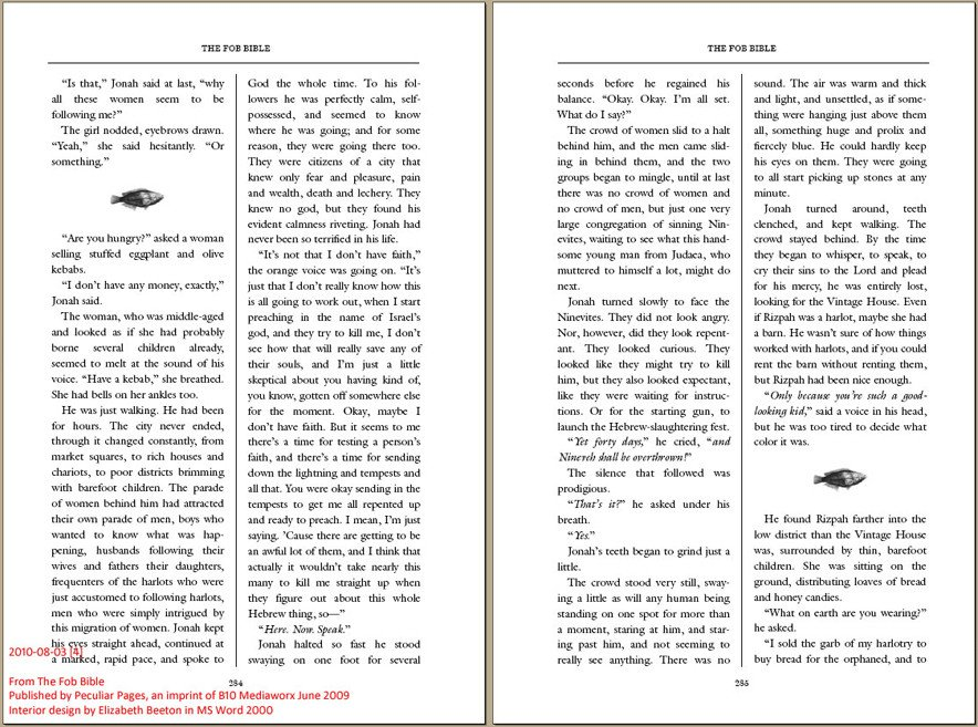 Microsoft Word Book Template Book Design with Microsoft Word the Art Of Moriah Jovan
