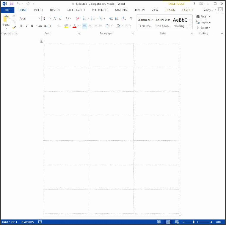 Microsoft Word Label Template 7 Microsoft Word Label Template 12 Per Sheet