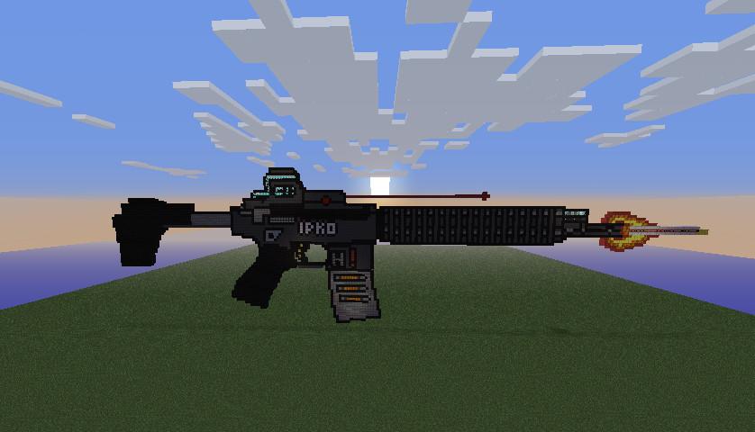 Minecraft Gun Pixel Art Minecraft Weapon Sprites by Ipko Screenshots Show Your