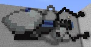 Minecraft Gun Pixel Art Minecraftmakers Deviantart Gallery