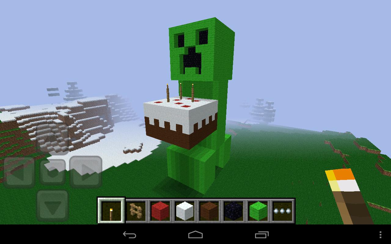 Minecraft Happy Birthday Images Happy Birthday Aussiet