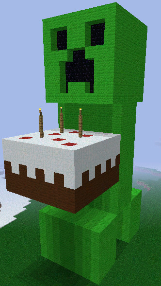 Minecraft Happy Birthday Images Pin by Chantel Perez On Another Birthday to Plan