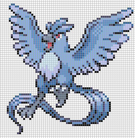 Minecraft Pokemon Pixel Art Grid Like This Pixel Art Visit for More Grids Just Like This
