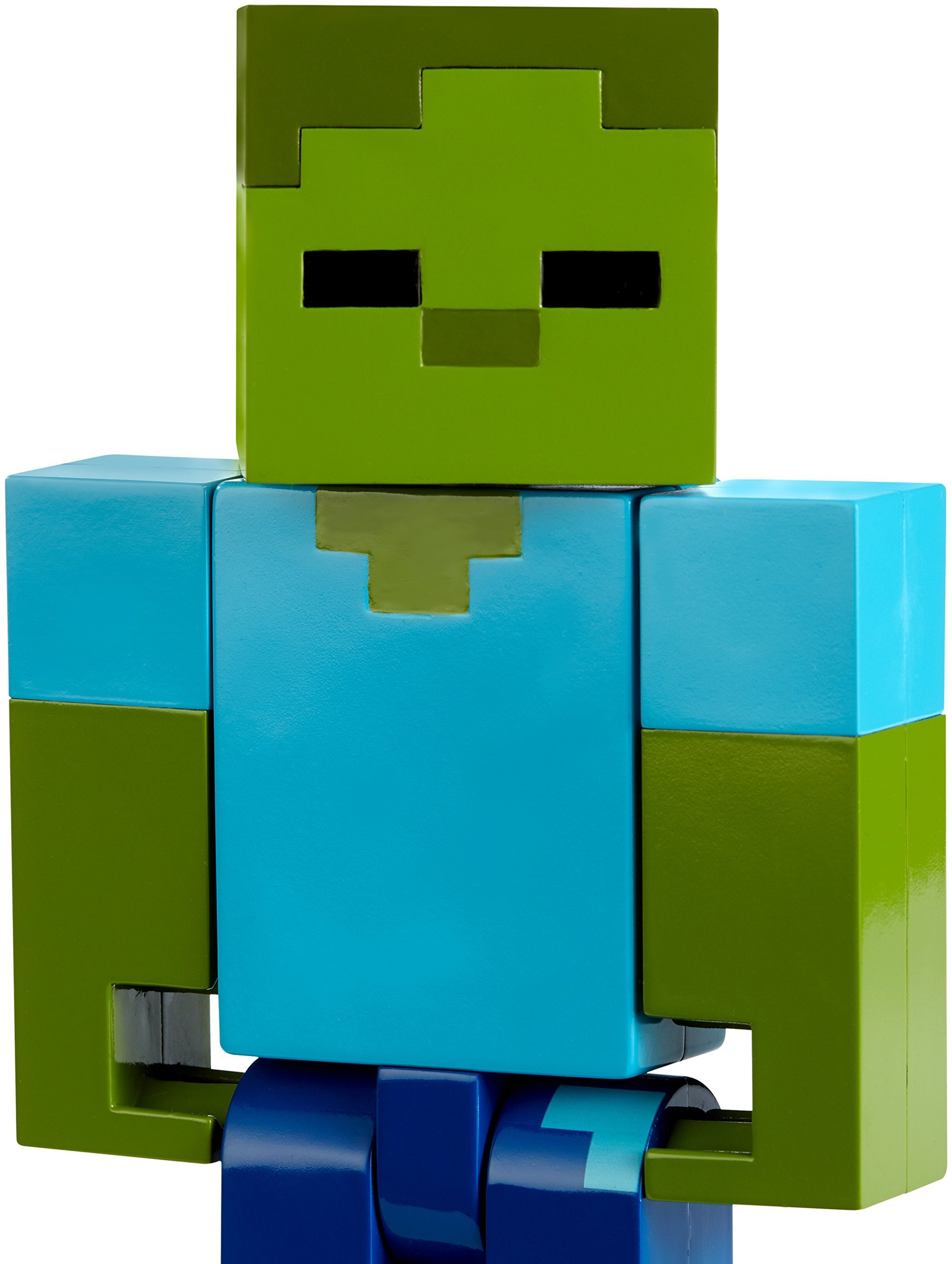 Minecraft Zombie Template Minecraft Zombie Scale Action Figure