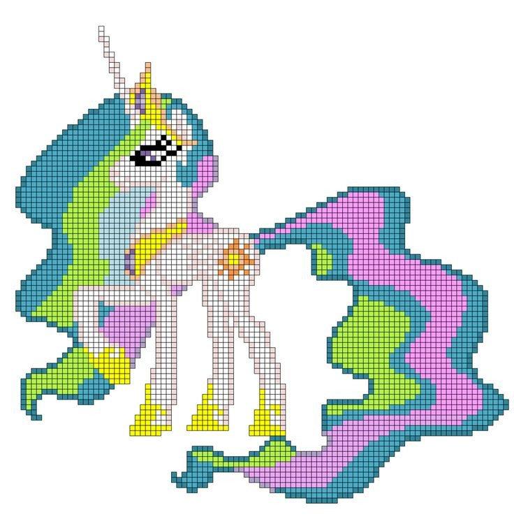 Mlp Pixel Art Template 318 Best Mlp Plastic Canvas Perler Images On Pinterest