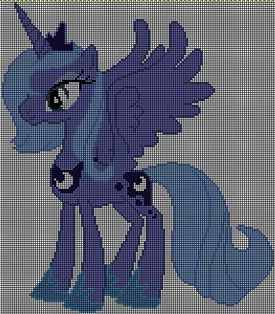 Mlp Pixel Art Template Templates by Mlp Ponydesigner On Deviantart