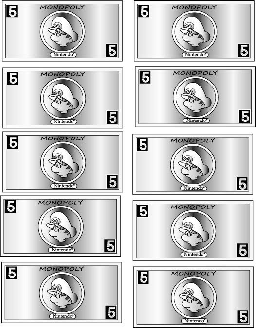 Monopoly Money Black and White Monopoly Money Clipart Clipart Suggest