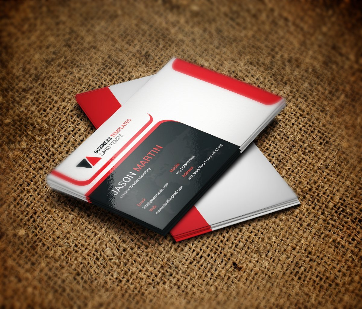 Ms Office Business Card Templates Fice Business Card Template Business Card Templates
