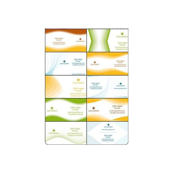 Ms Office Business Card Templates Open Fice Business Card Template Guide Free Downloads
