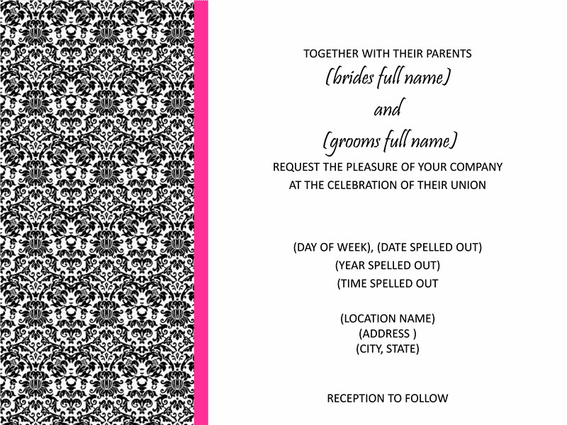 Ms Office Invitation Template Ce Upon A Crafty Mom Free Bridal Shower and Wedding