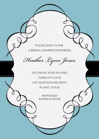 Ms Office Invitation Template Invitation Template Word