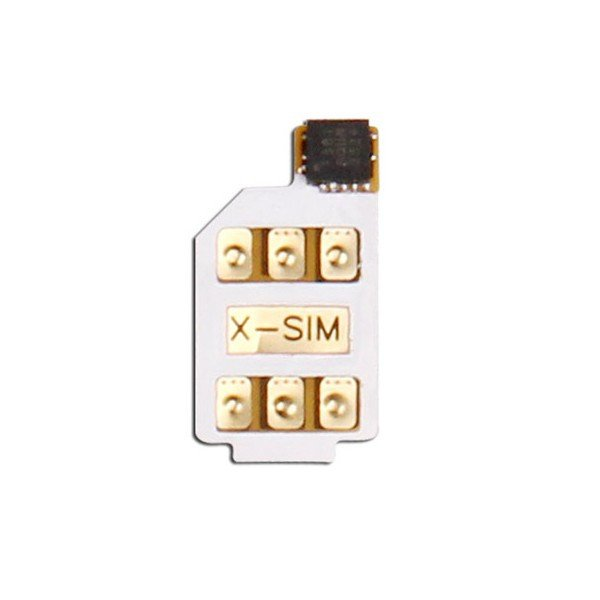 Nano Sim Template 8 5x 11 X Sim Nano Sim Unlock Card Affixed for iPhone 5 Optimal Shop