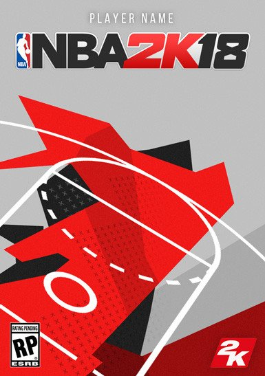 NBA 2K18 Cover Template Graphics xat Forum