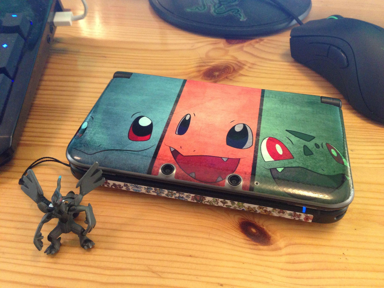 New Custom 3DS XL Skin Gen 6 here I e