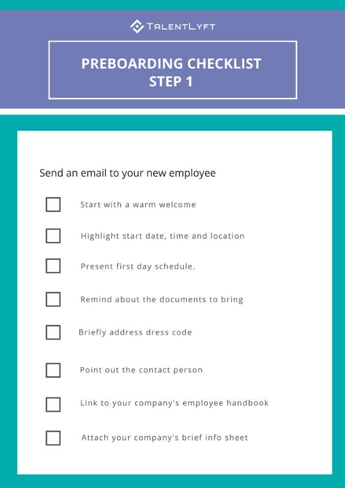 New Employee Onboarding Checklist Template the Ultimate Boarding Checklist