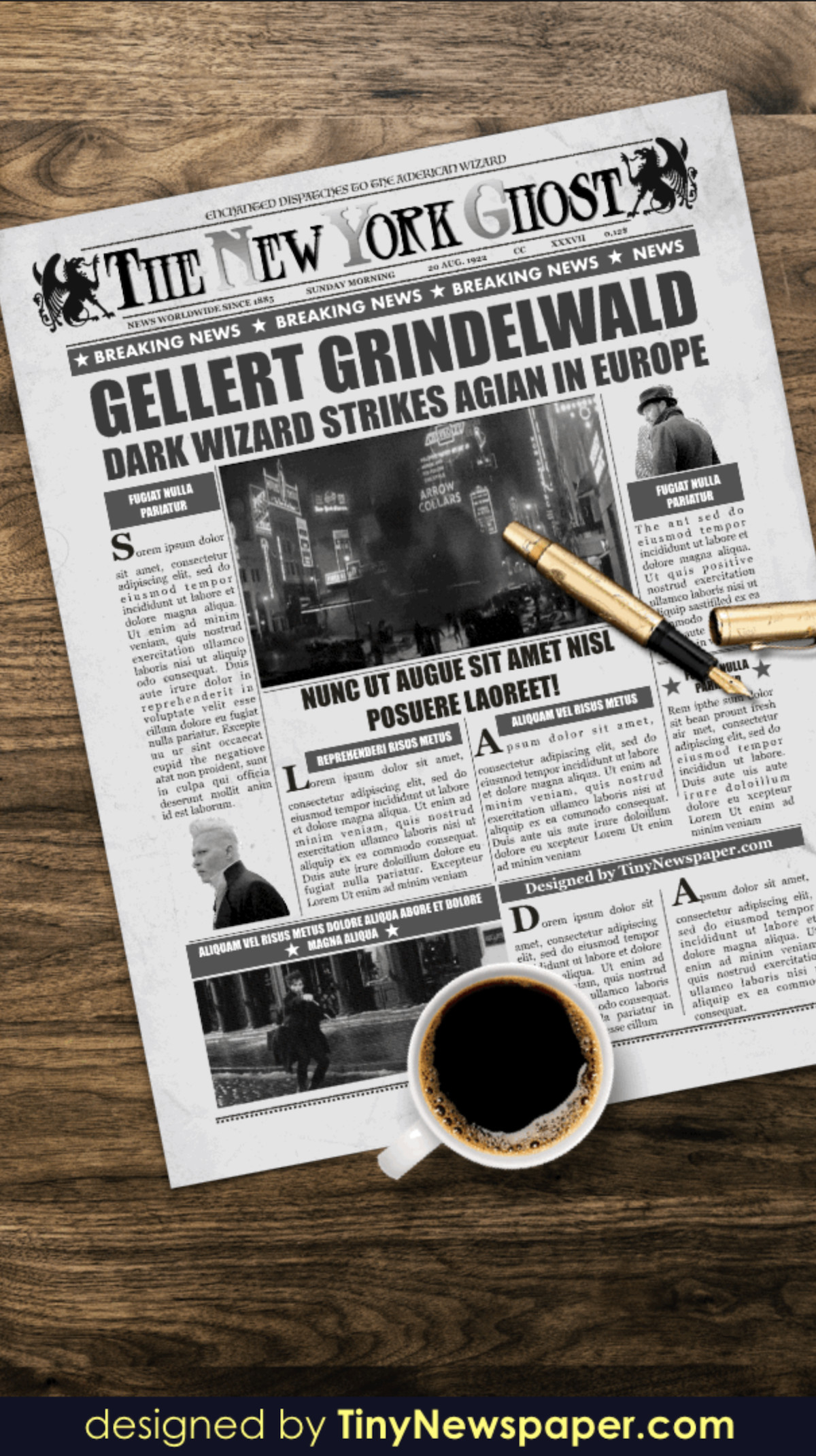 New York Times Newspaper Template Google Docs 1920 S Vintage Newspaper Template Word