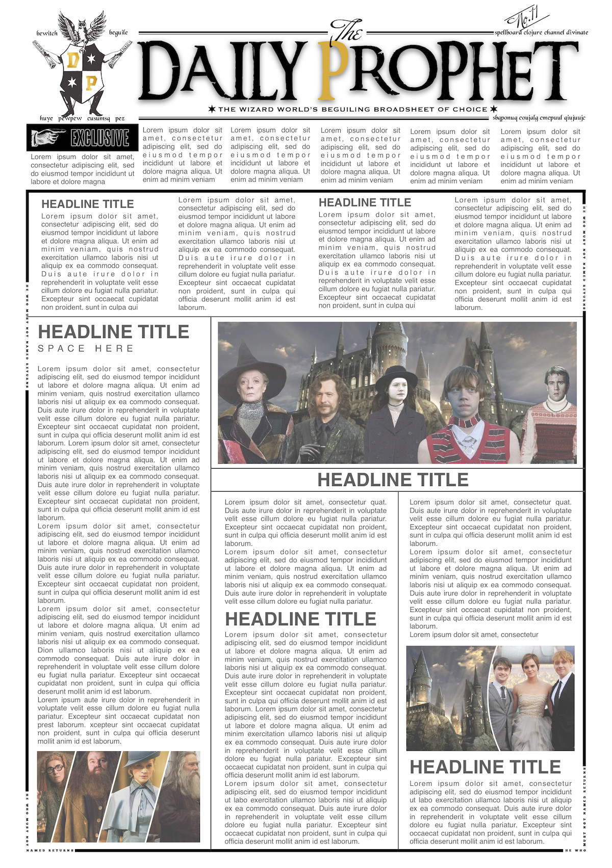 New York Times Newspaper Template Google Docs Newspaper Template Design Word Mockup