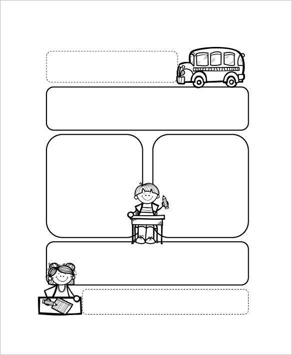 Newsletter Templates for Preschool Best 25 Preschool Newsletter Templates Ideas On Pinterest