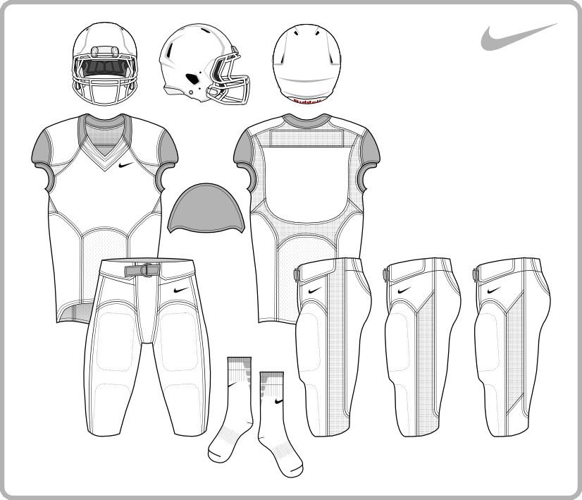 14 Football Helmet Template shop PSD