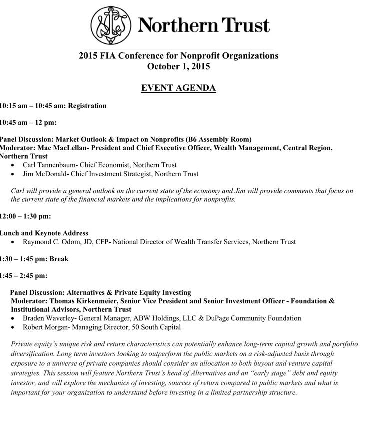 Nonprofit Board Meeting Agenda Template Prepare A Non Profit Board Meeting Agenda with Free