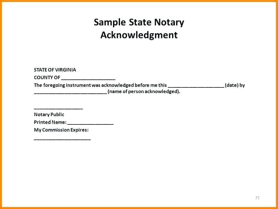 Notary Signature Block Template Texas Notary Template – the Tatelier