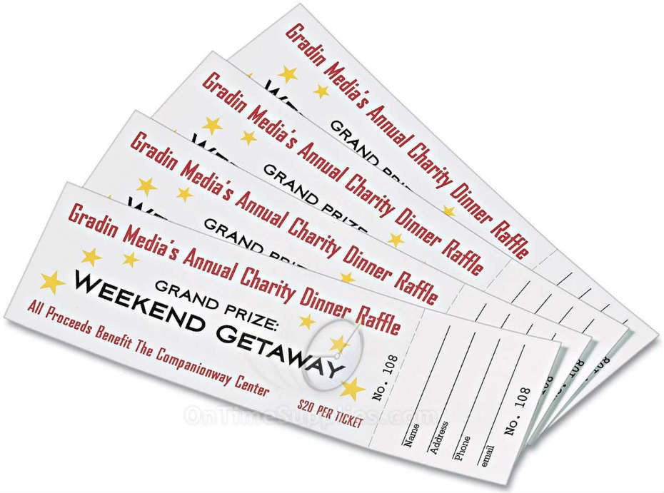 Office Depot Raffle Ticket Template Ave Printable Tickets by Avery