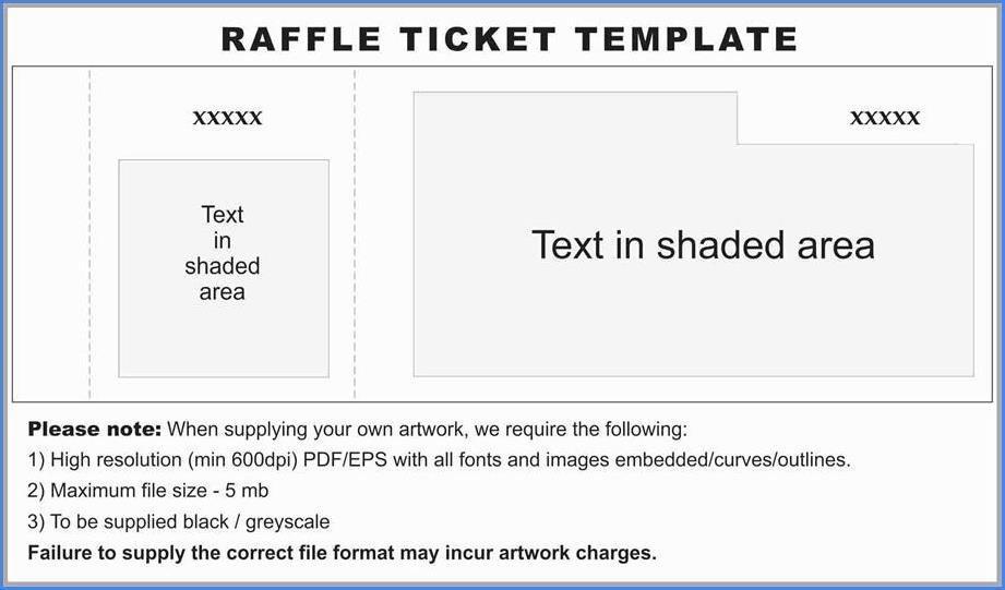 Office Depot Raffle Ticket Template Fice Depot Raffle Ticket Template Templates