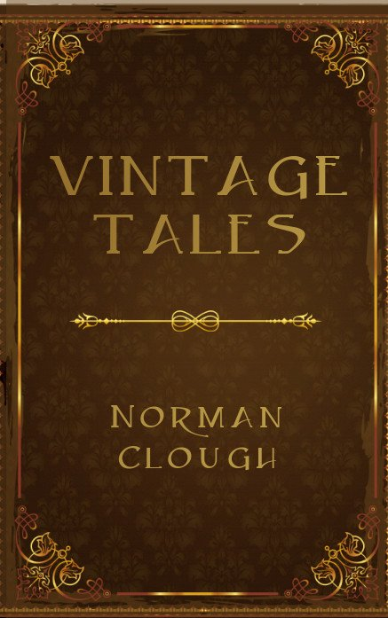 Old Book Cover Template Vintage Book Cover Template