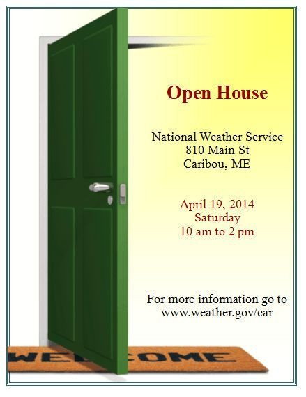 Open House Flyer Templates for Microsoft Word