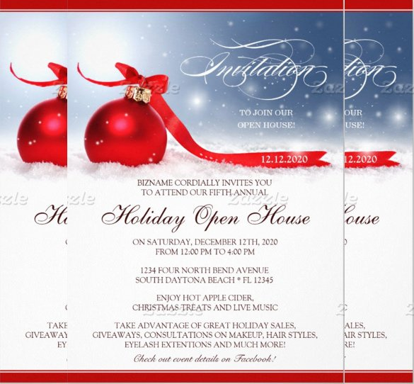 Open House Invites Wording 25 Open House Invitation Templates Free Sample Example