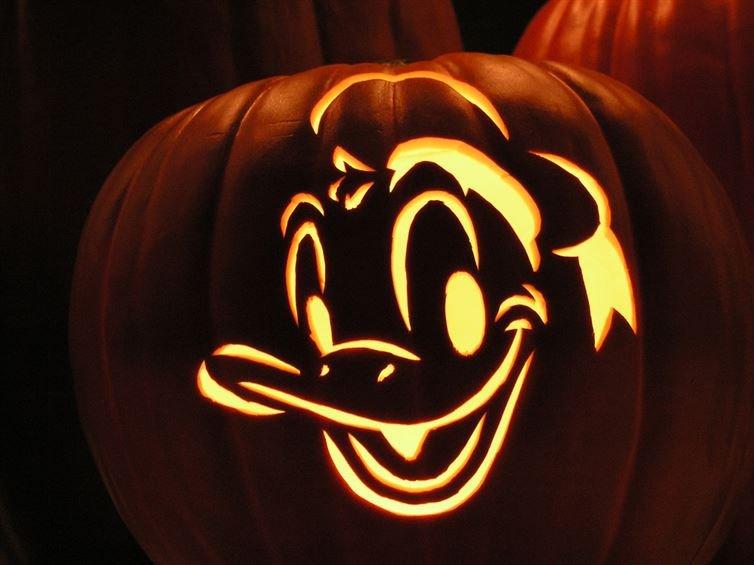 Oregon Ducks Pumpkin Stencil 20 Disney Inspired Pumpkins for Halloween