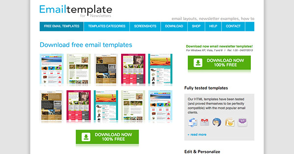 Outlook Email Newsletter Template the Best Places to Find Free Newsletter Templates and How