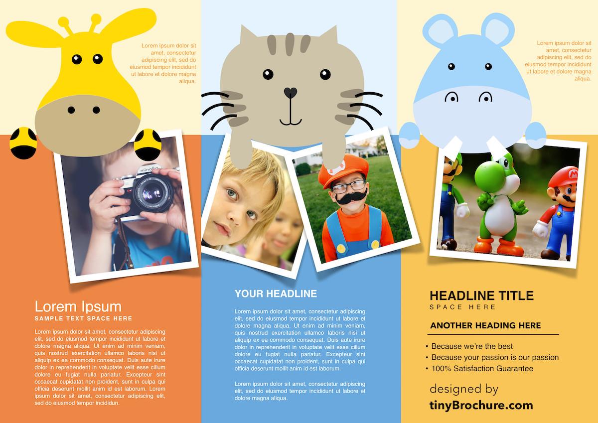 Pamphlet Template Google Docs Travel Brochure Template Google Slides