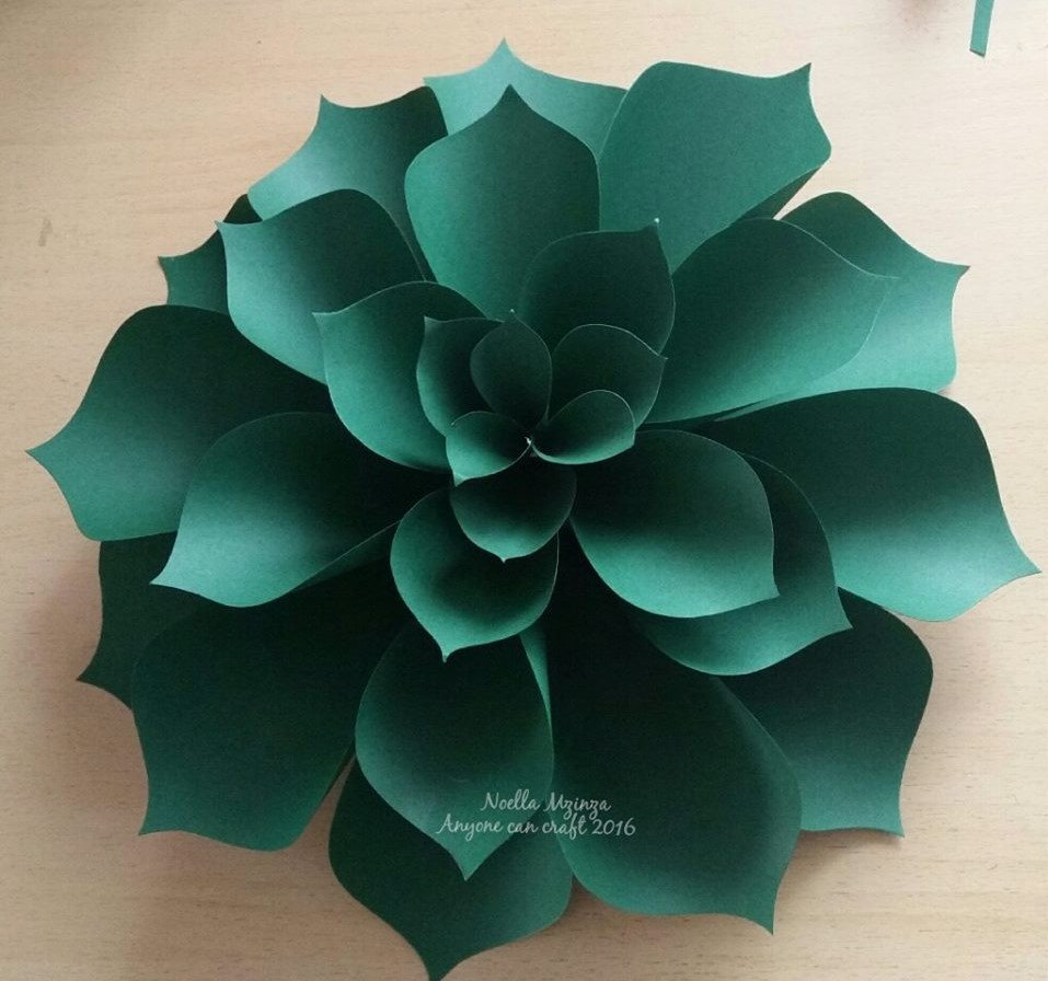 Flower Petals – Anyone Can Craft