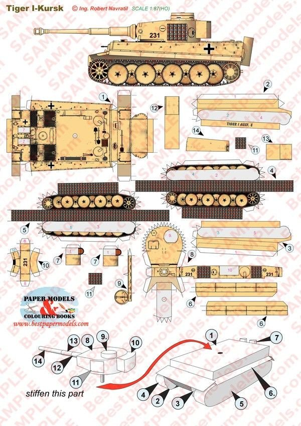 Papercraft Tank Template 83 Best Ideas About Military Tanks On Pinterest