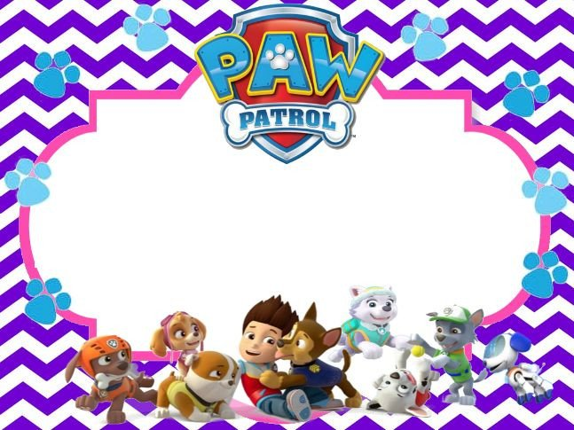 Paw Patrol Invitation Templates 7d444f45c E7c0e577f E21 647×485 Pixels