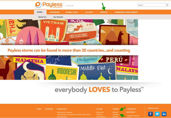 Payless Printable Application Payless Career Guide – Payless Application 2019