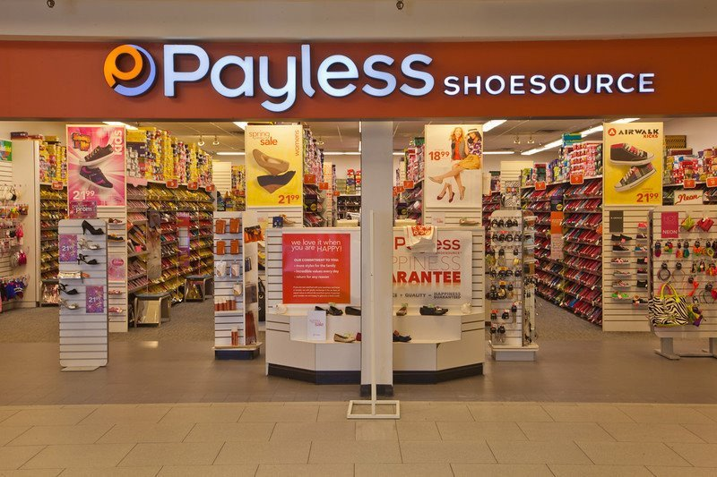 Payless Printable Application Payless Shoes Application Line Job Employment form