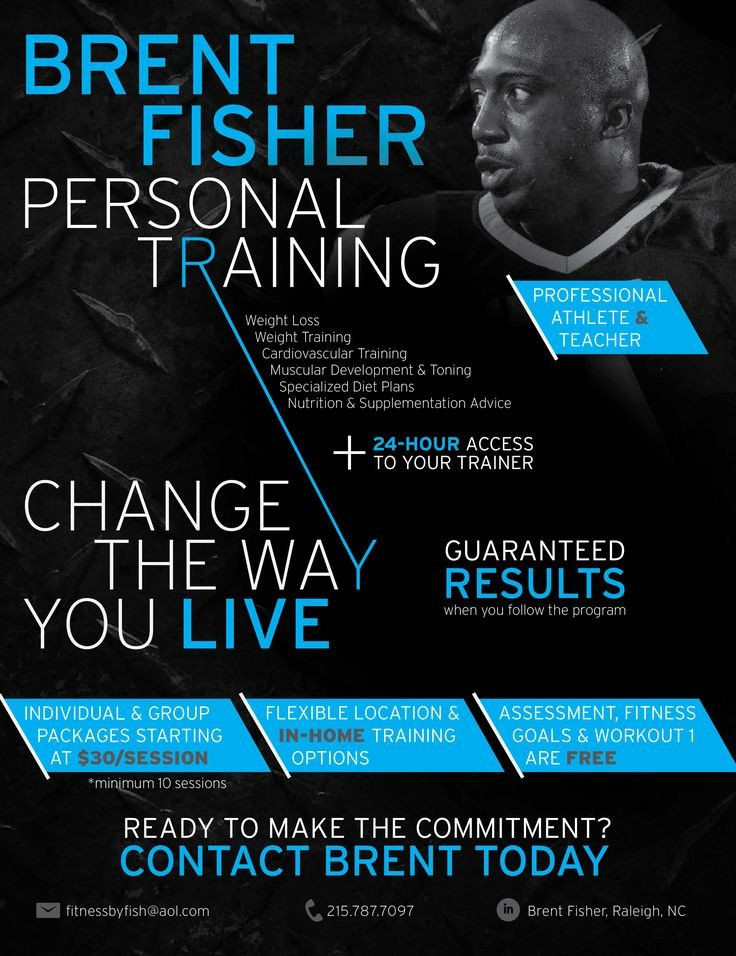 Personal Trainer Flyer Template 1000 Images About Pt On Pinterest