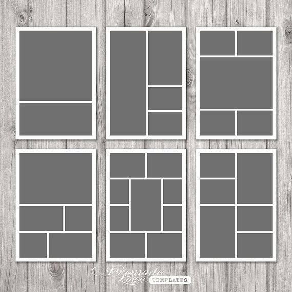 Photo Collage Template Download Collage Template