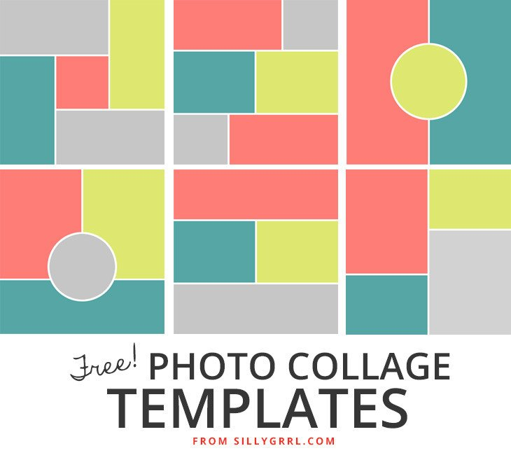 Photo Collage Template Download Free Collage Templates