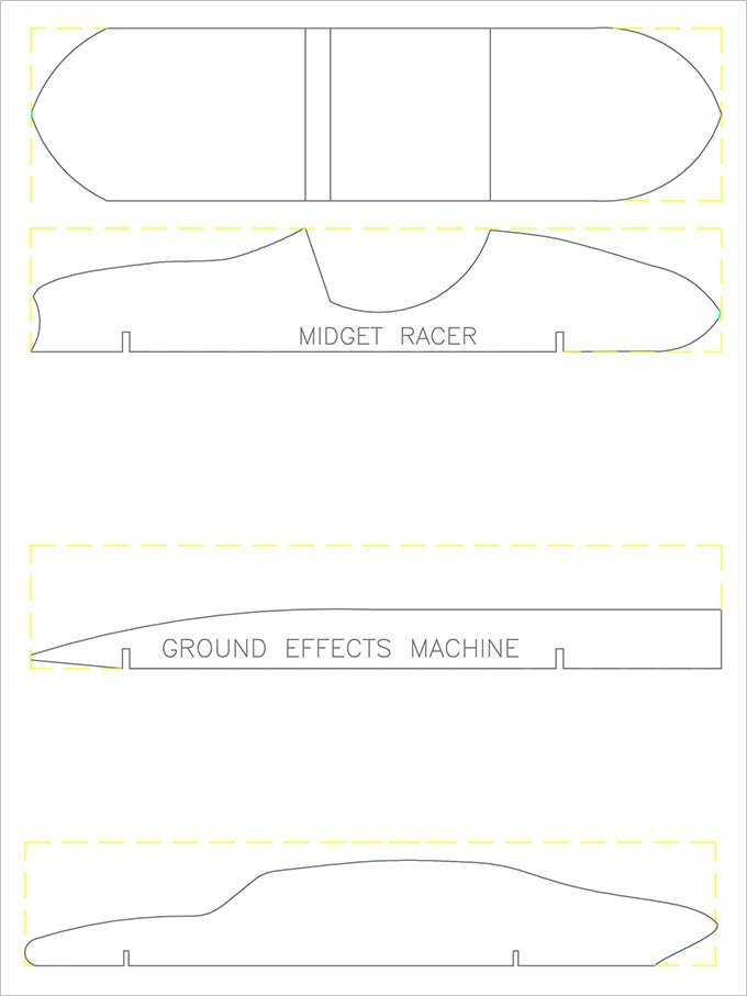 Pinewood Derby Car Templates 21 Cool Pinewood Derby Templates – Free Sample Example