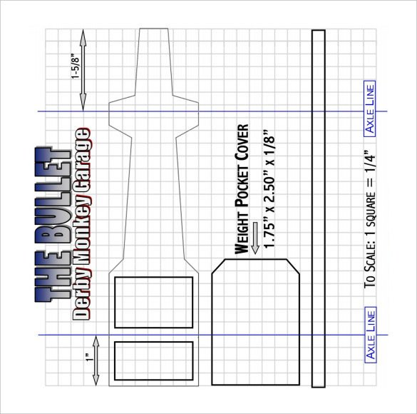 Pinewood Derby Truck Templates 27 Awesome Pinewood Derby Templates – Free Sample