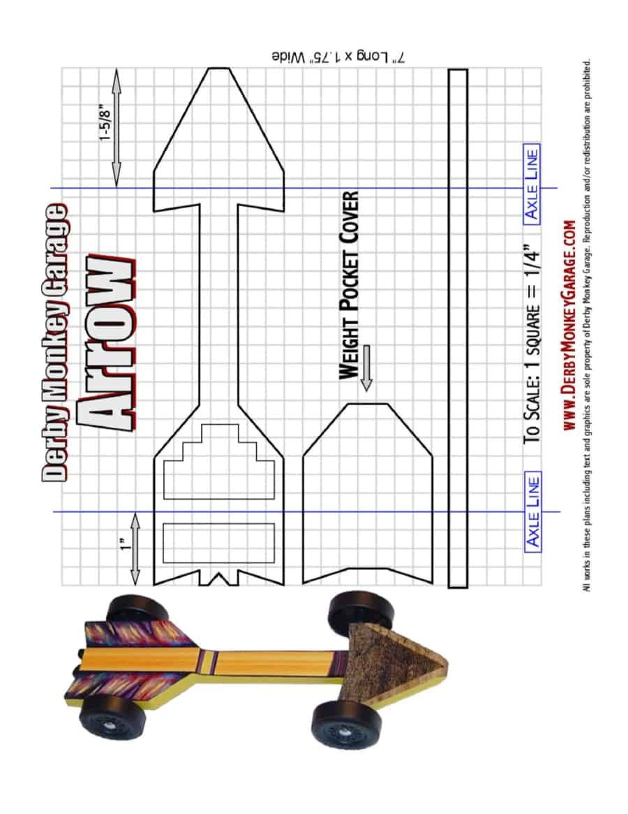 Pinewood Derby Truck Templates 39 Awesome Pinewood Derby Car Designs & Templates