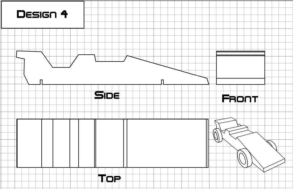 Pinewood Derby Truck Templates Pin by Adam Riedel On Pinewood Derby