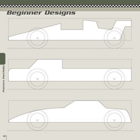 Pinewood Derby Truck Templates Pinewood Derby Templates