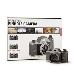 Pinhole Camera Template Leica M3 Pinhole Camera Papercraft Pinterest