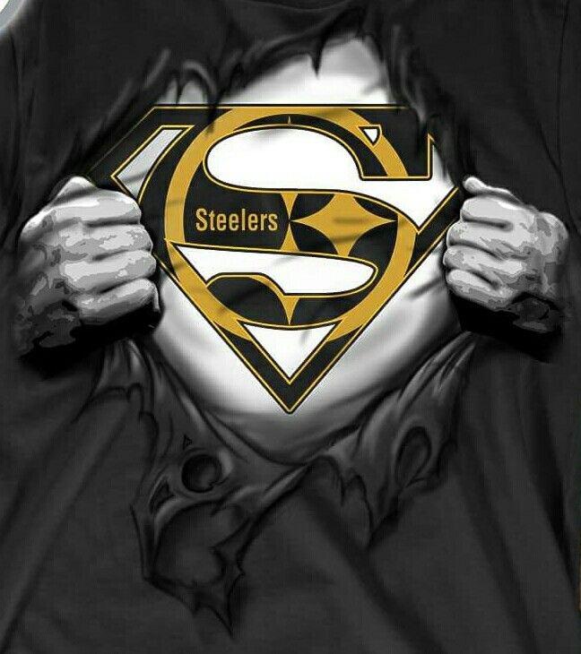 Pittsburgh Steelers Superman Logo Best 25 Steelers Apparel Ideas On Pinterest